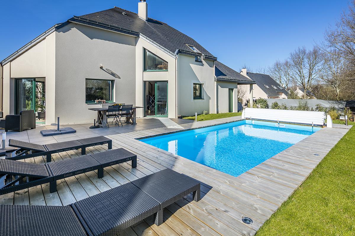 Aménagements de piscines